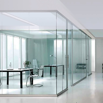 Office Partition System Profiles